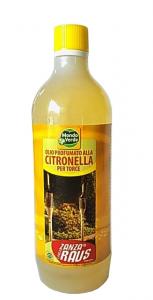 Olio alla Citronella