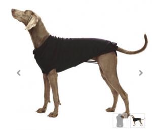 Maglioncino per cani dolcevita Stoccolma Nero Croci Offerta Speciale
