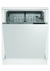 Beko DIN24C10 lavastoviglie A scomparsa totale 13 coperti A+