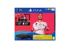 Sony PS4 1TB + FIFA 20 Nero 1000 GB Wi-Fi