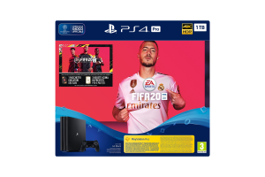 Sony PS4 Pro + FIFA 20 Nero 1000 GB Wi-Fi