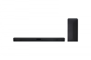 LG SL4Y altoparlante soundbar 2.1 canali 300 W Nero