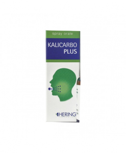 HERING KALICARBOPLUS SPRAY ORALE 30 ML- MEDICINALE OMEOPATICO