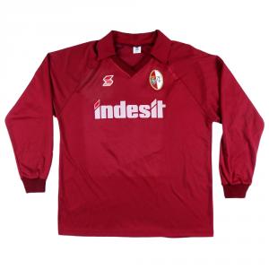 1990-91 Torino Maglia Home Match worn/issue #10 Vazquez XL