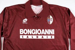 1994-95 Torino Maglia Away Match Worn/Issue #11 Cristallini XL