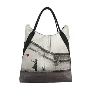 Merinda Bag Line Art Woman