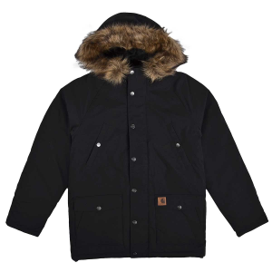 Giacca Carhartt W Trapper Parka Black