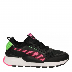 black-fluo-pink-fluo-green