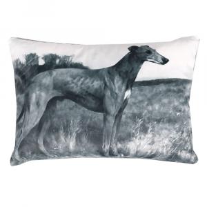 Cuscino decorativo Trussardi 30x45 cm con imbottitura PAINTINGS grigio