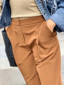 Pantalone Carrot Pences Kontatto Taglia XS