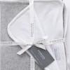 Copertina per lettino La Ninna Baby Happy Grey Melange 150x100 cm