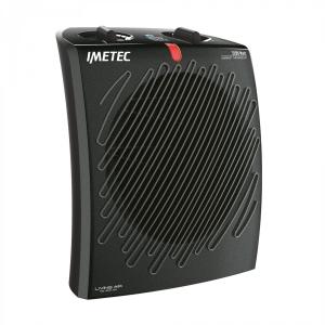 Imetec Living Air M2-400 Ion Stufetta con elettroventola Interno Nero 2200 W