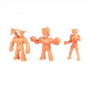 Shogun Figures m.u.s.c.l.e. Wave 1 pack 1di4