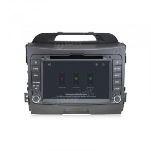 ANDROID 9.0 autoradio 2 DIN navigatore per Kia Sportage 2010-2015 GPS DVD USB SD WI-FI Bluetooth Mirrorlink