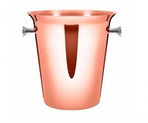 Suaglass 5 litri color rame cm.22,5h diam.21,5