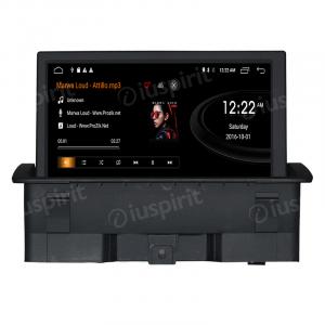 ANDROID navigatore per Audi A1 2010-2016 GPS WI-FI Bluetooth MirrorLink 4GB RAM 64GB ROM