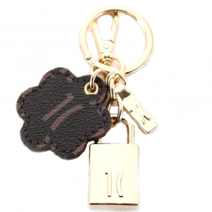 Porta chiavi Alviero Martini 1A Classe Monogram P203 9614 500 Dark brown