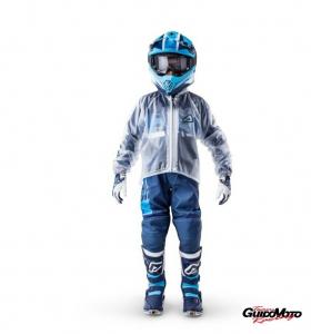 GIACCA ACERBIS RAIN TRASPARENTE 3.0 XXL BAMBINO MOTOCROSS 0023191.120.069