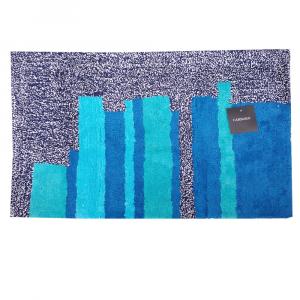 Tappeto da bagno in spugna Carrara ORSAY righe blu - 2 misure
