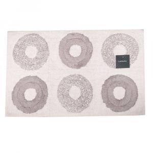 Tappeto da bagno spugna di puro cotone Carrara SIRIO beige - 3 misure