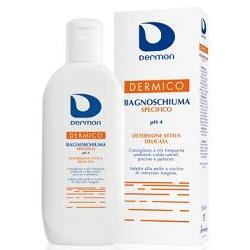 DERMON DERMICO DOCCIASCHIUMA SPECIFICO PH 4 - DETERGENTE ATTIVO DELICATO