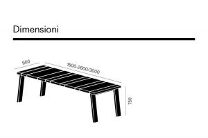 Tavolo Section