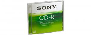 Sony CD-R 48x CD-R 700MB 1pezzo(i)