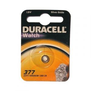 Duracell D377 Argento-Ossido 1.5V batteria non-ricaricabile