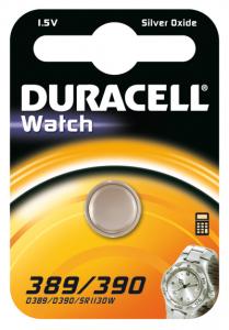 Duracell 389/390 Argento-Ossido 1.5V batteria non-ricaricabile