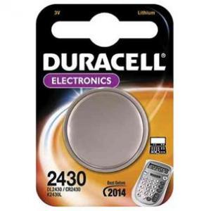 Duracell CR2430 3V Litio 3V batteria non-ricaricabile