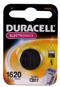 Duracell CR1620 3V Litio 3V batteria non-ricaricabile