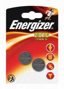 Energizer CR2016 Litio 3V batteria non-ricaricabile