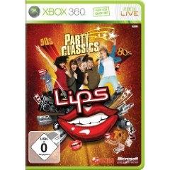 Microsoft Lips: Party Classics, Xbox 360 videogioco Basic ITA