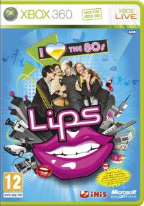 Microsoft Lips: I Love The 80s Xbox 360 videogioco