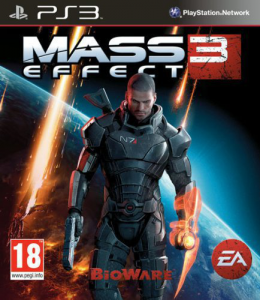 Electronic Arts Mass Effect 3, PS3 videogioco PlayStation 3
