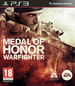 Electronic Arts Medal of Honor: Warfighter, PS3 videogioco PlayStation 3