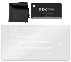 Bigben Interactive WIIUPROTECTKIT protezione per schermo Pellicola proteggischermo trasparente Nintendo Wii U 1 pezzo(i)