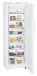 Liebherr GNP 3013-21 Libera installazione Verticale 257L A++ Bianco congelatore