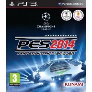 Konami Pro Evolution Soccer 2014, PS3 videogioco Basic PlayStation 3 ITA