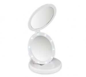 Macom ECLIPSE 212 Bianco specchietto per trucco