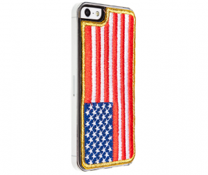 Benjamins $5UNIUS Cover Blu, Rosso, Bianco custodia per cellulare