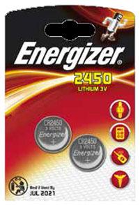 Energizer CR2450 Litio 3V batteria non-ricaricabile