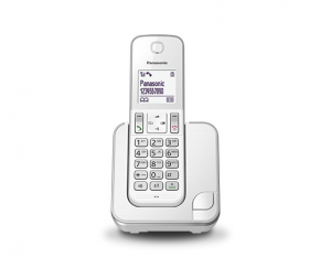 Panasonic KX-TGD310 Telefono DECT Argento Identificatore di chiamata