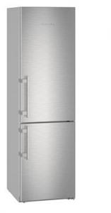 Liebherr CNEF 4815 Libera installazione 361L A+++ Argento frigorifero con congelatore