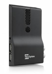 TELE System TS6810 T2 Stealth 1920 x 1080Pixel
