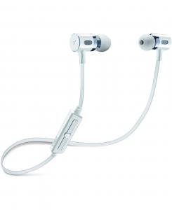 Cellularline MOTION IN-EAR Auricolari in-ear Bluetooth stereo Bianco