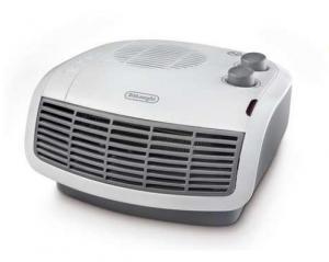 DeLonghi HTF 3031 2200W Grigio, Bianco Ventilatore