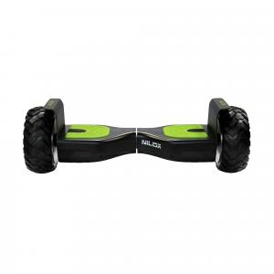 Nilox DOC Off-Road 10km/h 4300mAh Nero, Verde hoverboard