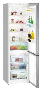 Liebherr CNPel 4813 Libera installazione 338L A+++ Argento frigorifero con congelatore