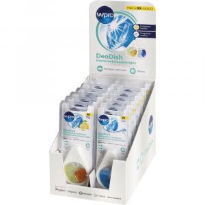 Hotpoint DWD020 detersivo per lavastoviglie Capsula 6 ml 14 pezzo(i)